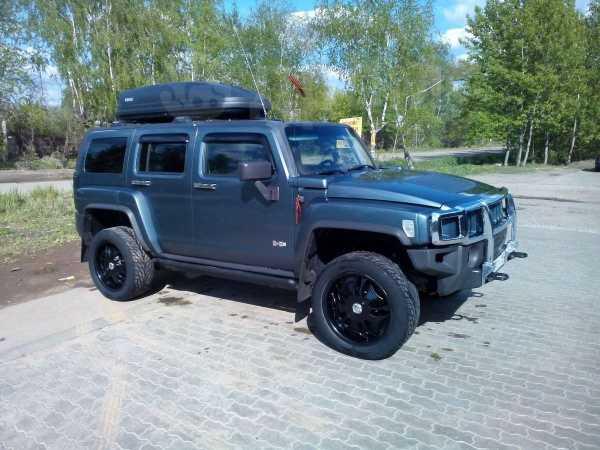 Hummer H3, 2005 год, 795 000 руб.