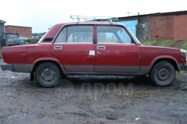 Лада 2105, 1991 год, 10 000 руб.