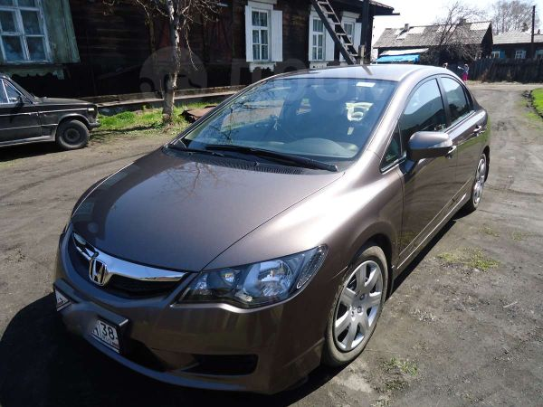 Honda Civic, 2011 год, 750 000 руб.