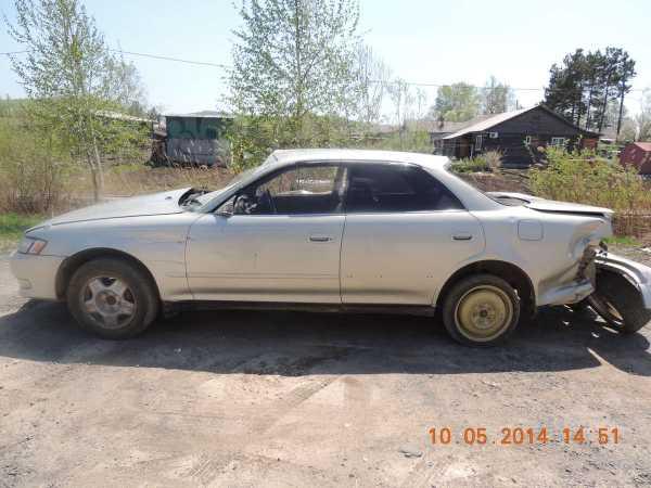 Toyota Mark II, 1993 год, 49 000 руб.