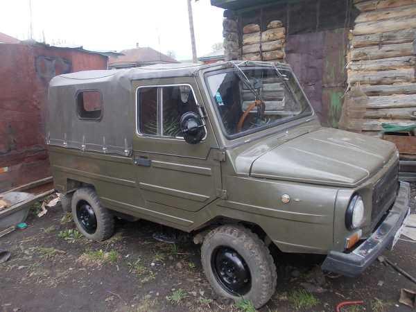ЛуАЗ ЛуАЗ, 1991 год, 49 000 руб.