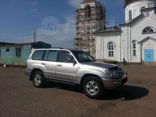 Toyota Land Cruiser, 2003 год, 1 075 000 руб.