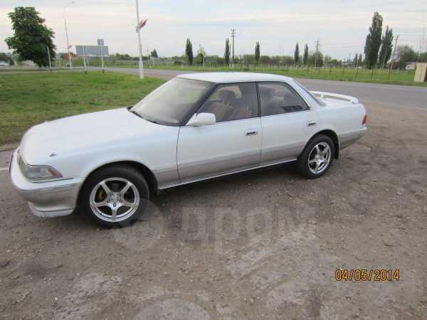 Toyota Mark II, 1989 год, 125 000 руб.