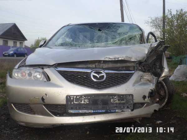 Mazda Mazda6, 2003 год, 150 000 руб.