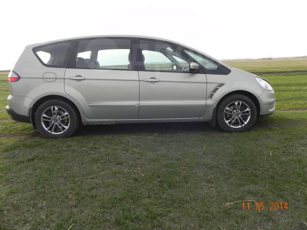 Ford S-MAX, 2008 год, 545 000 руб.