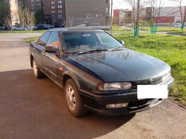 Nissan Presea, 1991 год, 95 000 руб.