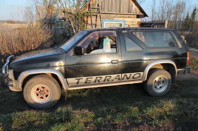 Nissan Terrano, 1988 год, 120 000 руб.