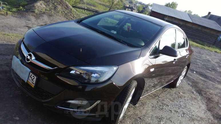 Opel Astra, 2013 год, 770 000 руб.