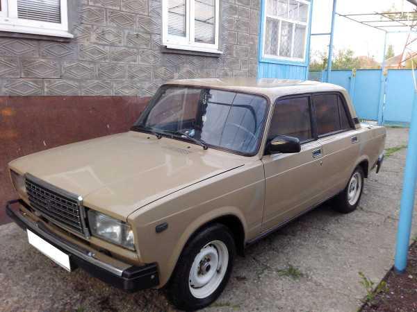 Лада 2107, 1985 год, 50 000 руб.