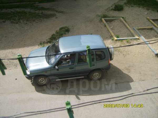 Chevrolet Niva, 2006 год, 235 000 руб.