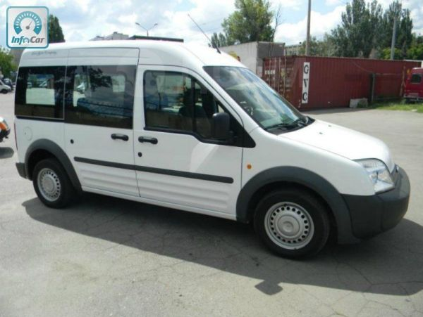 Ford Tourneo Connect, 2009 год, 821 716 руб.