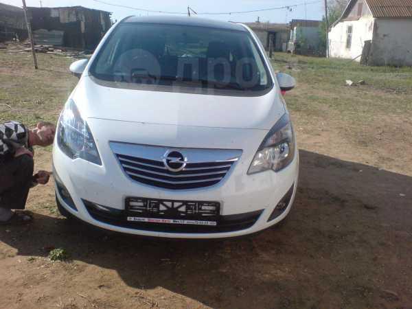 Opel Meriva, 2012 год, 650 000 руб.