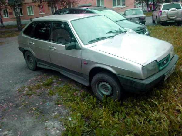 Лада 2109, 1992 год, 15 000 руб.