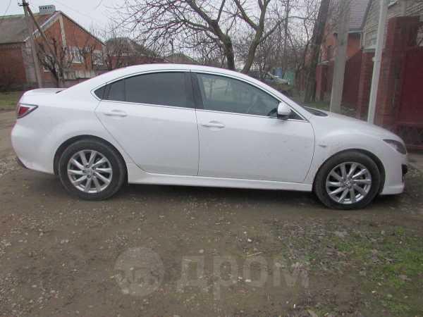 Mazda Mazda6, 2011 год, 665 000 руб.