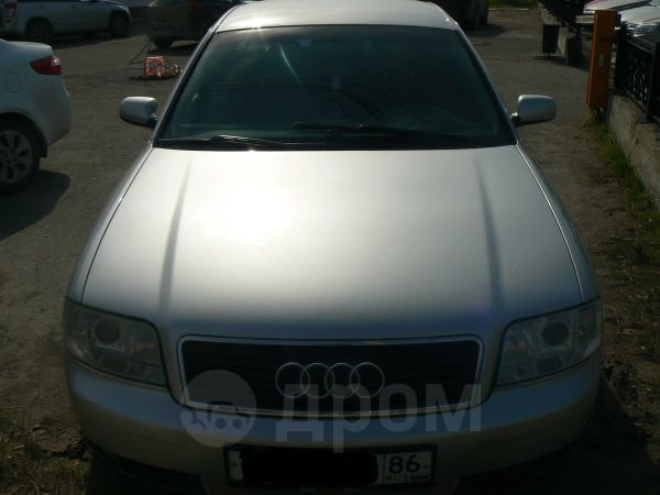 Audi A6, 2003 год, 425 000 руб.