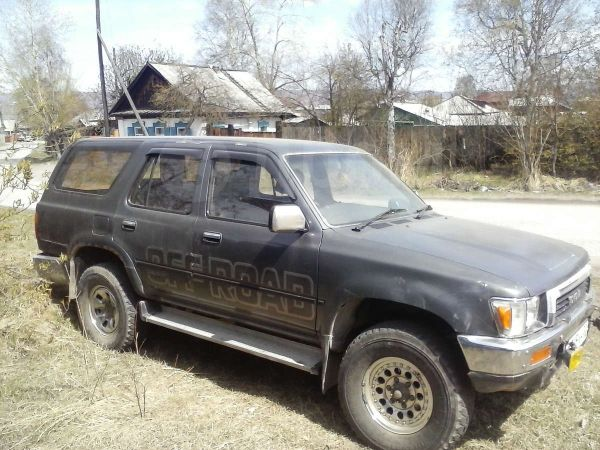 Toyota Hilux Surf, 1991 год, 220 000 руб.