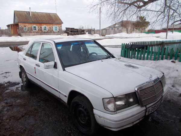 Mercedes-Benz 190, 1988 год, 47 500 руб.