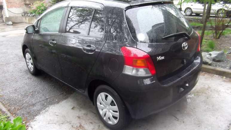 Toyota Vitz, 2009 год, 287 000 руб.