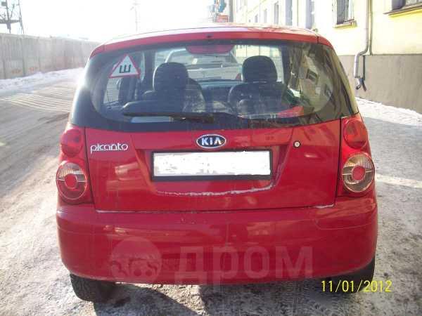 Kia Picanto, 2008 год, 305 000 руб.