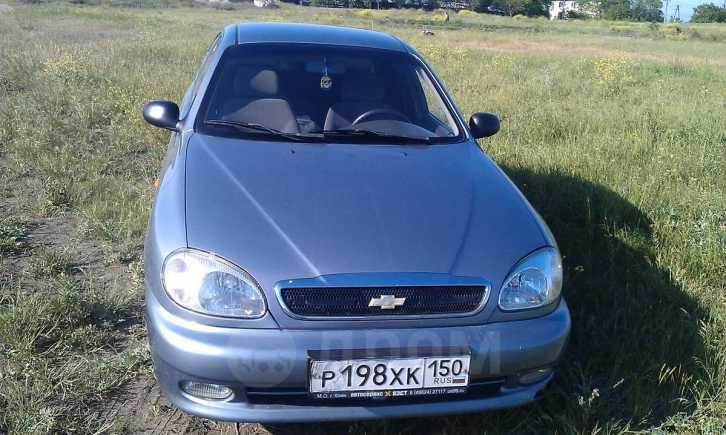 Chevrolet Lanos, 2008 год, $5600