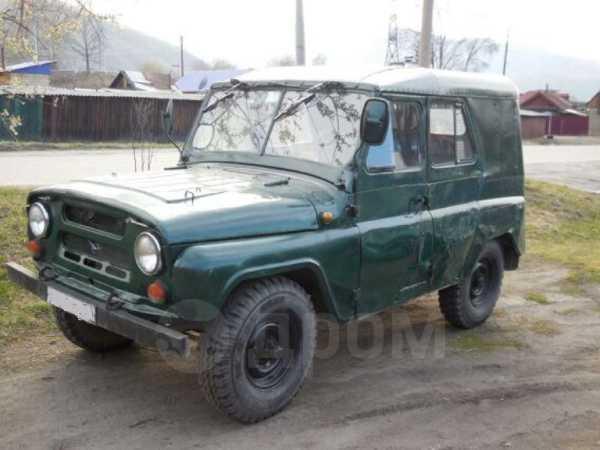 УАЗ 469, 1983 год, 55 000 руб.