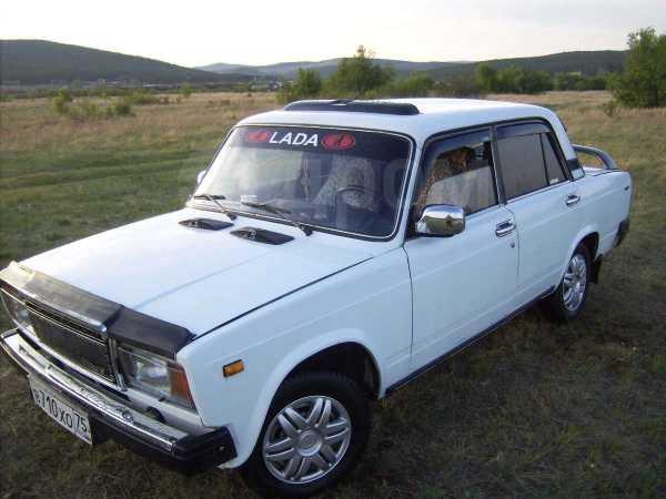 Лада 2107, 2004 год, 90 000 руб.