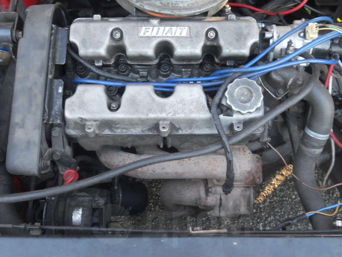 двигатель fiat croma