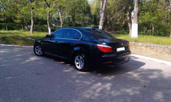 BMW 5-Series, 2008 год, $24800