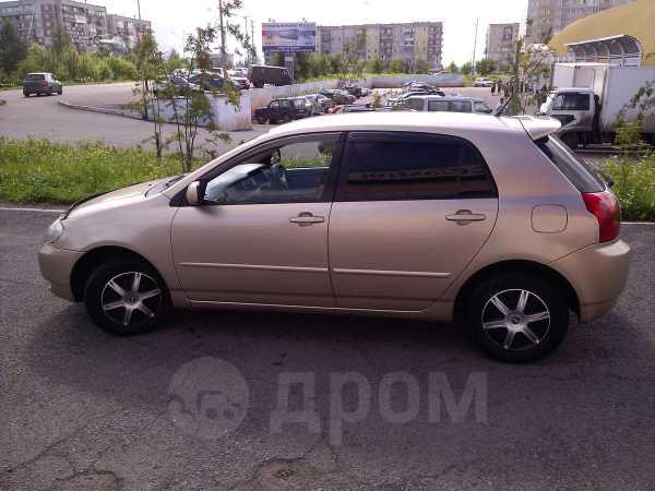 Toyota Corolla Runx, 2001 год, 245 000 руб.