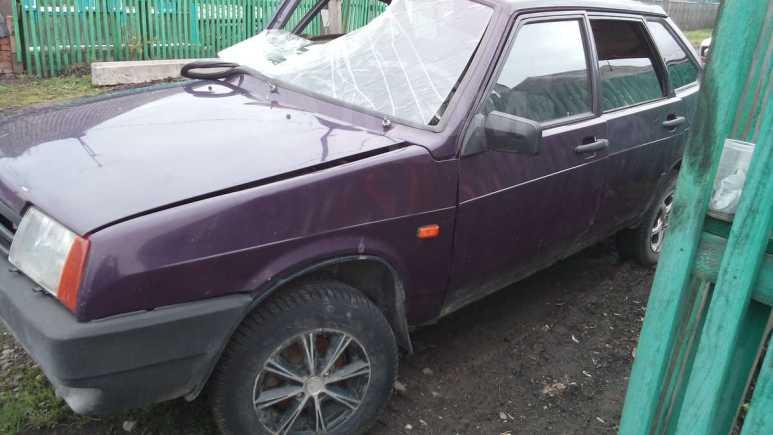 Лада 2109, 1998 год, 15 000 руб.