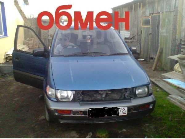 Mitsubishi RVR, 1991 год, 105 000 руб.