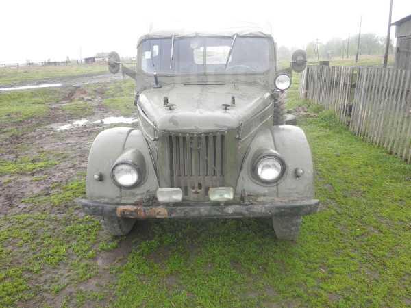 ГАЗ 69, 1967 год, 30 000 руб.