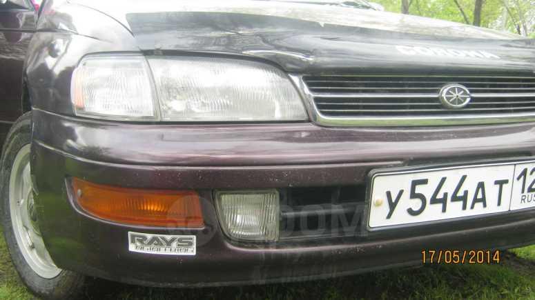 Toyota Corona, 1993 год, 180 000 руб.