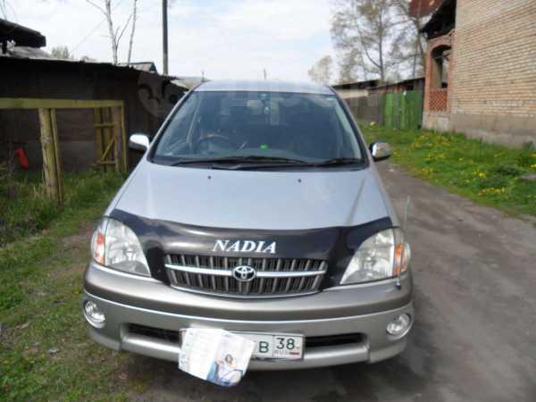 Toyota Nadia, 2000 год, 400 000 руб.