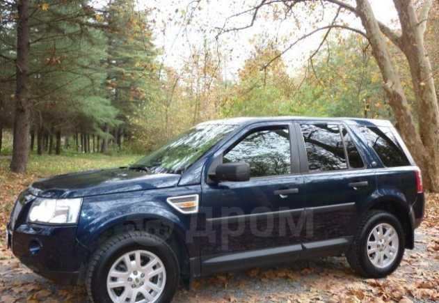 Land Rover Freelander, 2008 год, 525 000 руб.