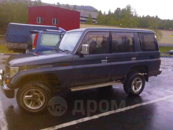 Toyota Land Cruiser Prado, 1992 год, 300 000 руб.