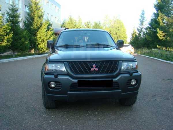Mitsubishi Pajero Sport, 2002 год, 470 000 руб.