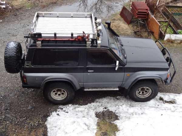 Nissan Safari, 1992 год, 570 000 руб.