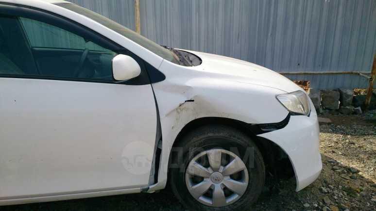 Toyota Corolla Axio, 2008 год, 300 000 руб.