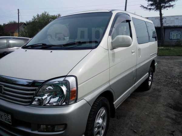 Toyota Hiace Regius, 2000 год, 460 000 руб.