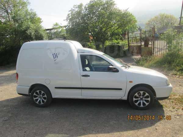 Volkswagen Caddy, 2000 год, $3300