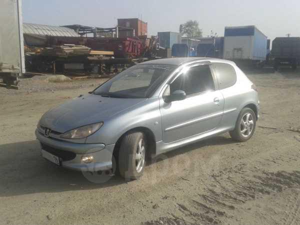 Peugeot 206, 2003 год, 185 000 руб.