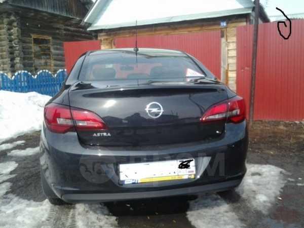 Opel Astra, 2012 год, 700 000 руб.