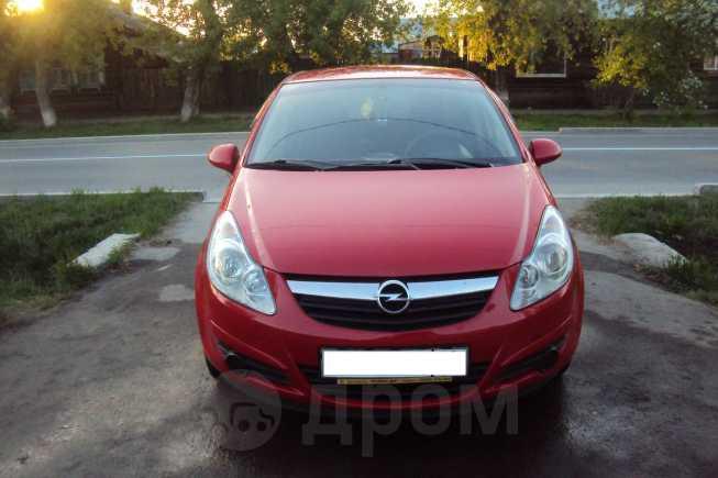 Opel Corsa, 2008 год, 315 000 руб.