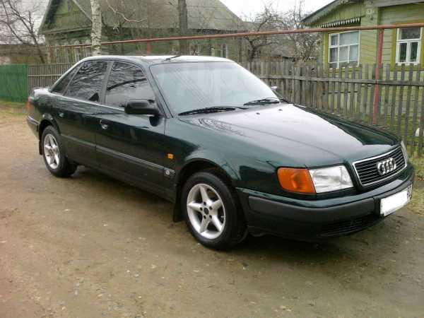 Audi 100, 1993 год, 160 000 руб.
