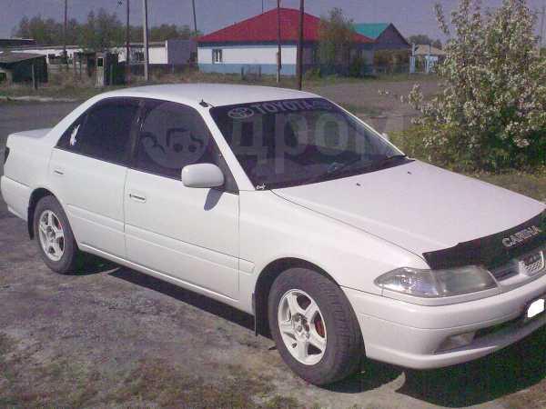 Toyota Carina, 2001 год, 287 000 руб.