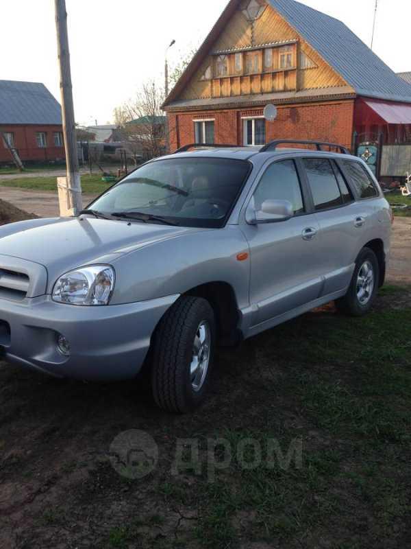 Hyundai Santa Fe Classic, 2010 год, 655 000 руб.