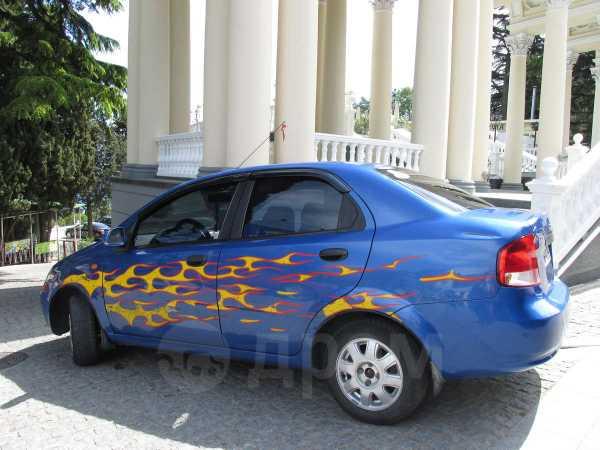 Chevrolet Aveo, 2005 год, $6400