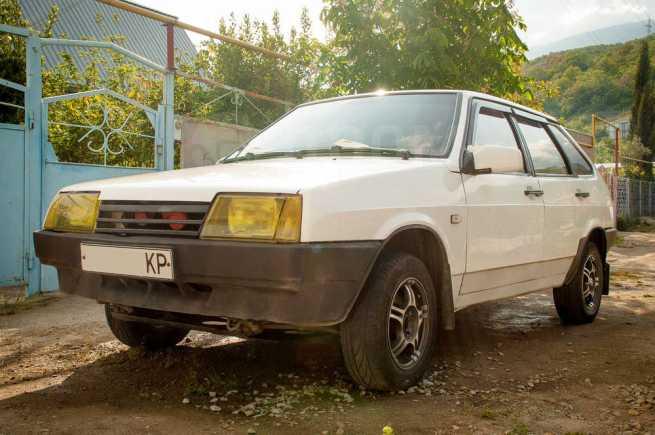 Лада 2109, 1992 год, 129 127 руб.