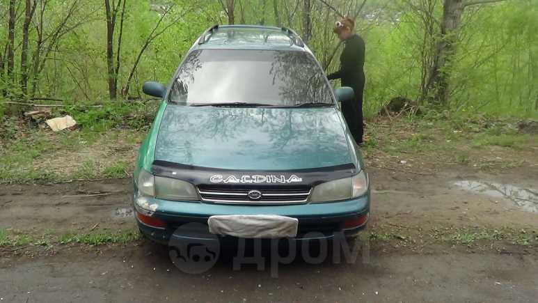 Toyota Caldina, 1993 год, 30 000 руб.